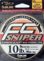 Флюорокарбон FC Sniper HG 150м 0,205мм