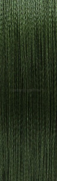 Шнур Super PE 150м 2 dark green -  3