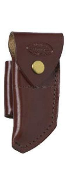 Кожаный чехол Marttiini для складного ножа Marttiini MFK 2 - фотография 1