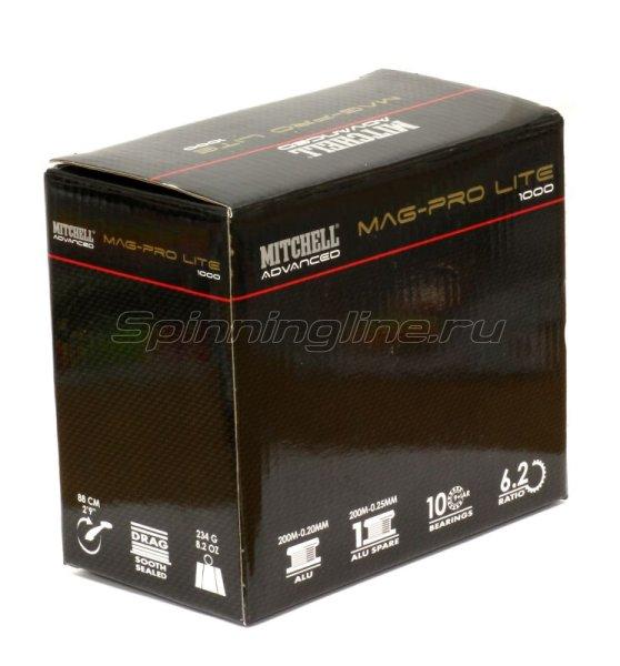 Катушка Mag Pro Lite 2000 FD -  8