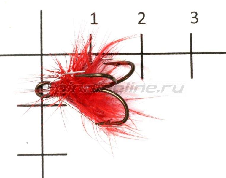 Kuusamo - Крючок противозацепный с мушкой №6 - фотография 2