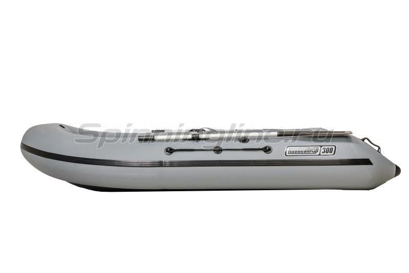 Наши Лодки - Лодка ПВХ Навигатор Оптима 300 plus - фотография 4