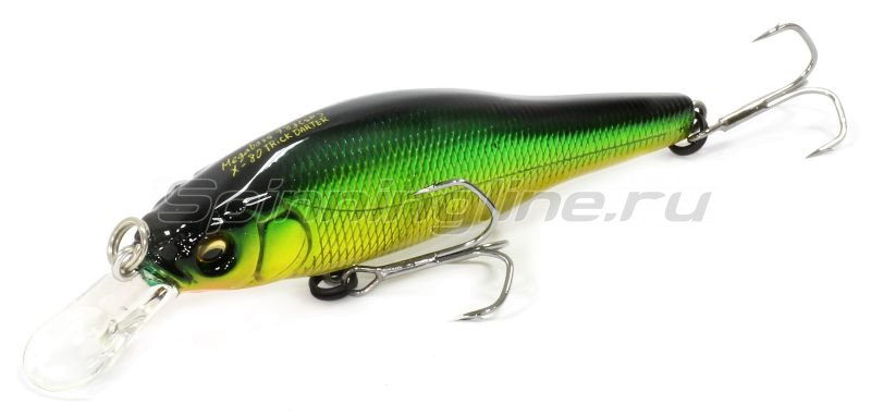 Megabass - Воблер X-80 TD SP m golden lime ob - фотография 1