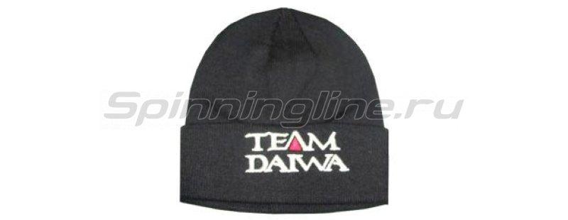 Шапка Team Daiwa черная - фотография 1