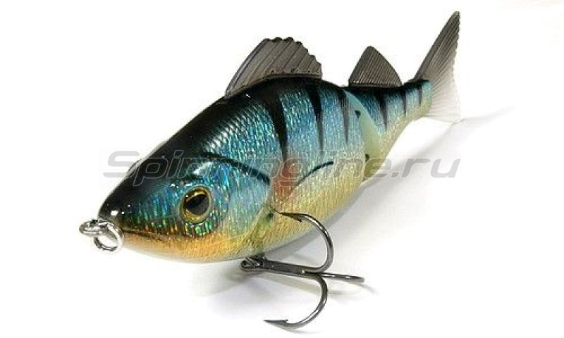 Cormoran - Воблер ME-RA Bass–S Blue Perch - фотография 1