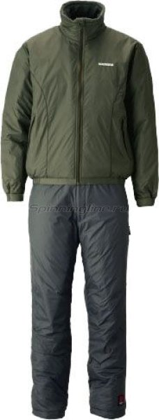Комбинезон Shimano Lightweight Thermal Muit LD041J/LL - фотография 1