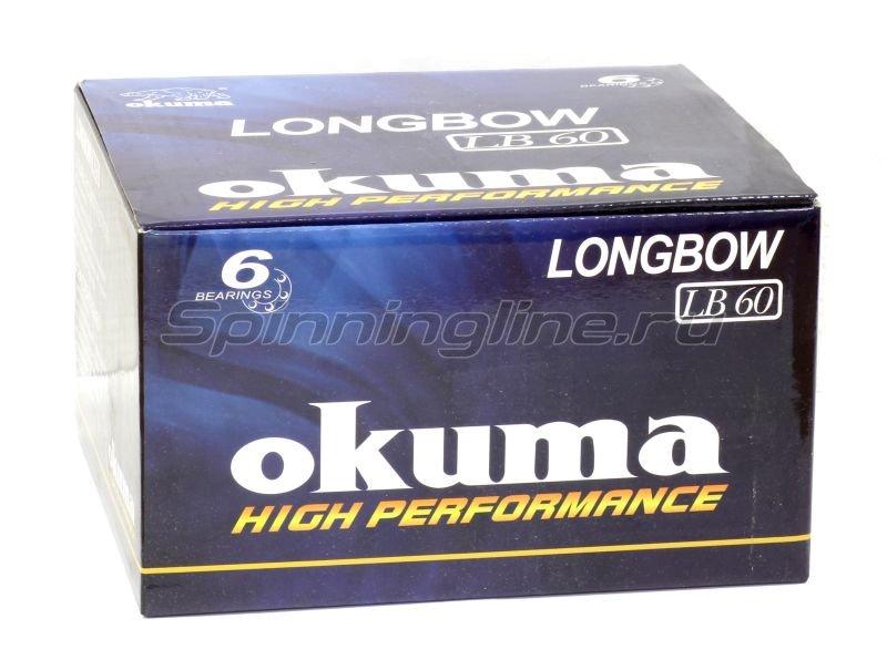 Катушка Longbow Baitfeeder 40 -  7