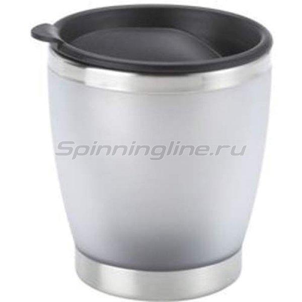 Кружка изотермическая Emsa City Cup 0.2л серебристо-матовый - фотография 1