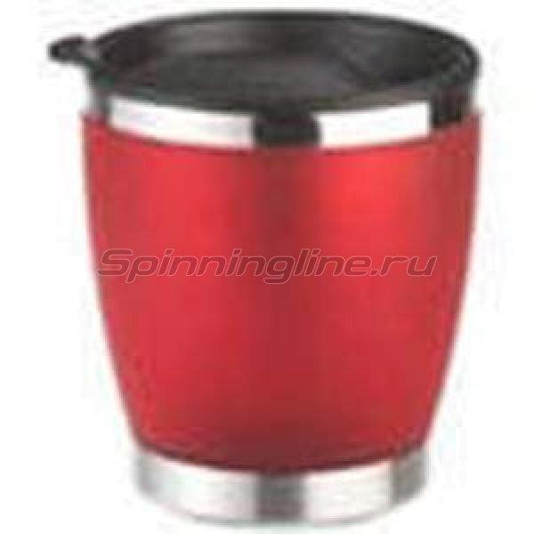 Кружка изотермическая Emsa City Cup 0.2л красно-матовый -  1