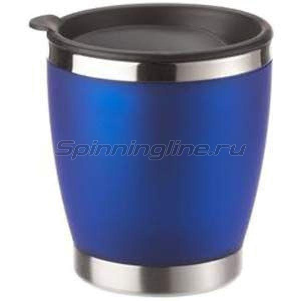 Кружка изотермическая Emsa City Cup 0.2л синий-матовый -  1