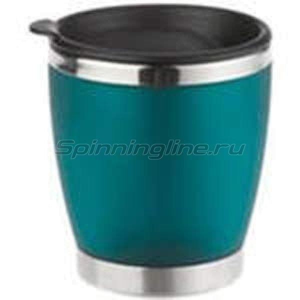 Кружка изотермическая Emsa City Cup 0.2л зеленый-матовый - фотография 1