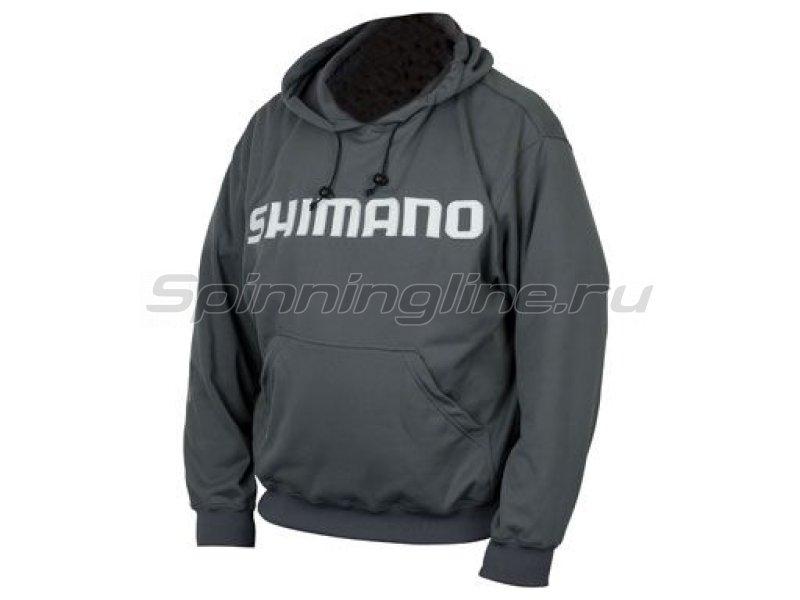 Толстовка с капюшоном Shimano HFG Sweathoody X XL -  1