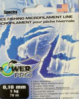Шнур Ice Blue 70м 0,10мм/0,08мм