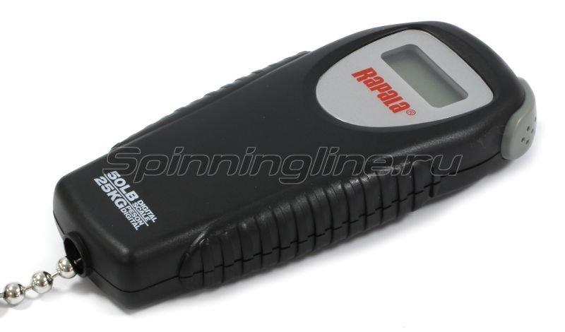 Весы Rapala электронные 25кг -  3