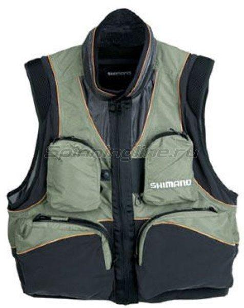 Shimano - Жилет рыболовный Spinning Vest XXL - фотография 1