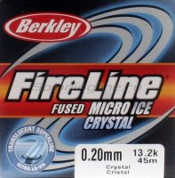 Шнур FireLine Micro Ice Cristal 45м 0,20мм