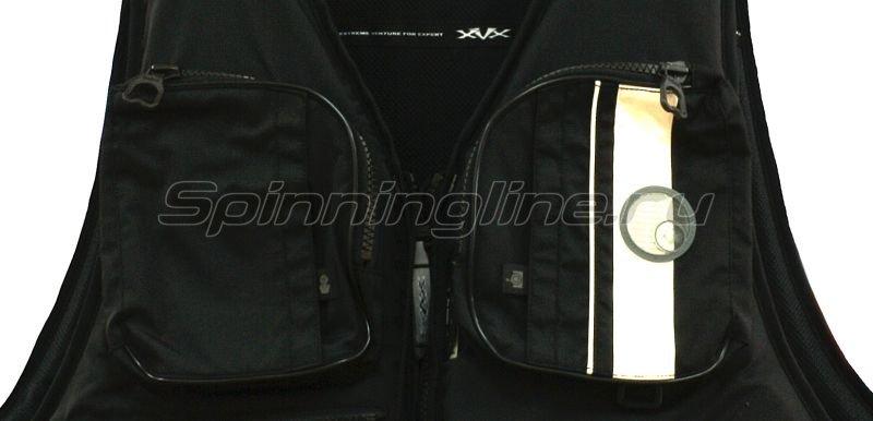 Жилет спасательный XVX XF-3012 Black L -  3