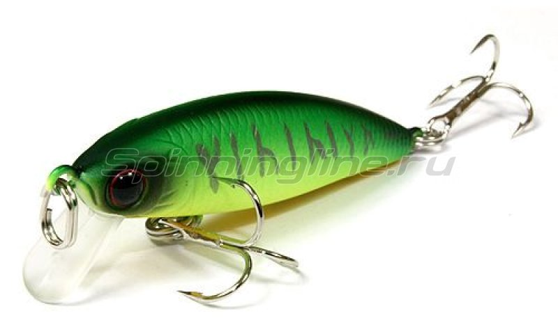 Воблер Bevy Minnow 45SP 0808 Mat Tiger 176 -  1