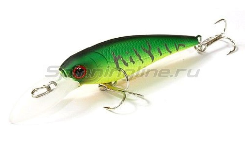 Lucky Craft - ������ Bevy Shad 60SP 0808 Mat Tiger 743 - ���������� 1