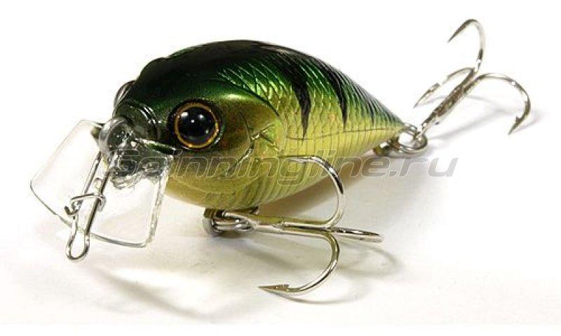 Воблер Shallow Cra-Pea Aurora Green Perch 280 -  1