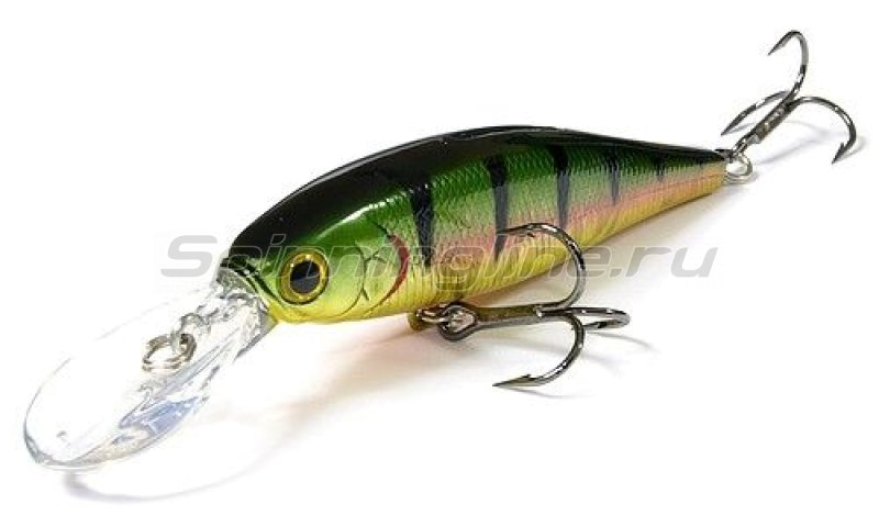 Lucky Craft - Воблер Pointer 78DD Aurora Gold Northern Perch 884 - фотография 1