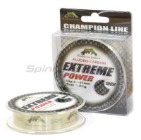 Флюорокарбон Fluorocarbon Extreme Power 100м 0.235мм