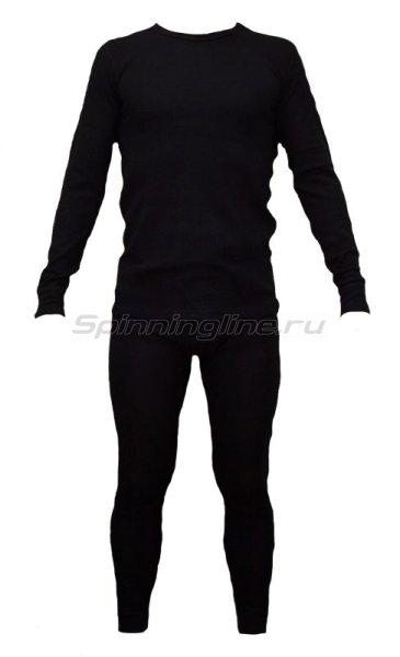 Термобелье U202 Merino wool M черный - фотография 1