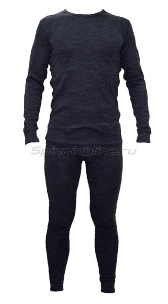 Термобелье U202 Merino wool L серый - фотография 1