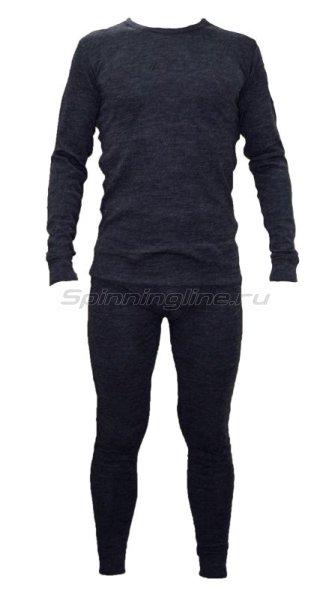 Термобелье U202 Merino wool XXL серый - фотография 1