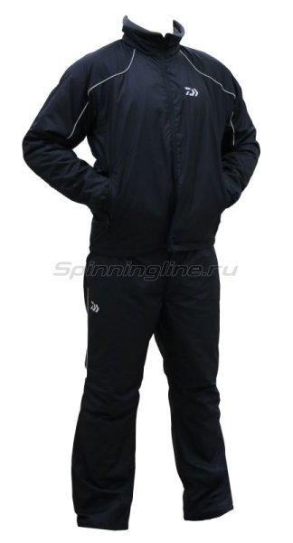 Костюм-поддевка Daiwa DI-5202 black XL - фотография 1