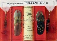 Блесна Present 5-7гр