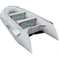 Лодка ПВХ HDX Oxygen 330 AL серая