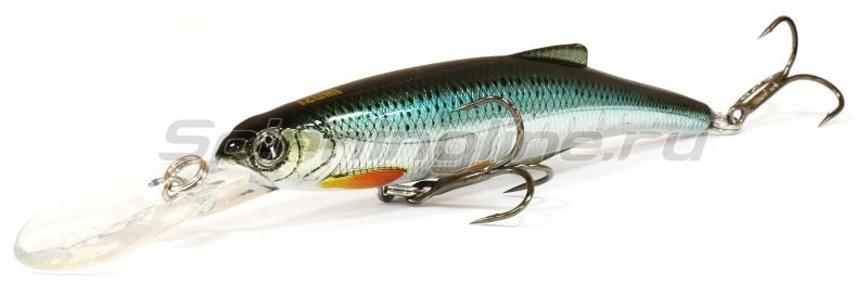 Izumi - Воблер Long Lip Minnow 120F 01 - фотография 1