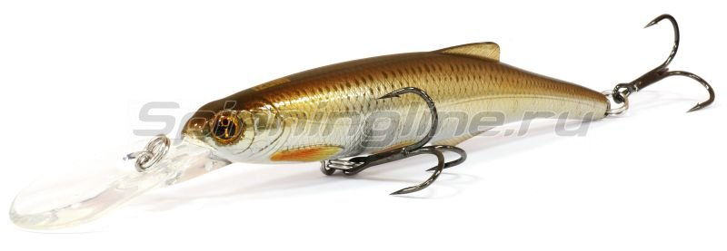 Izumi - Воблер Long Lip Minnow 120F 03 - фотография 1