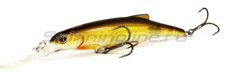 Izumi - Воблер Long Lip Minnow 120F 08 - фотография 1