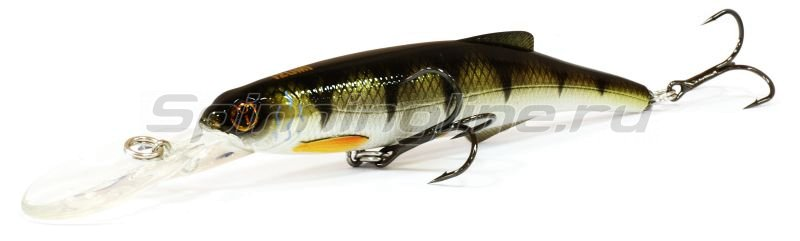Izumi - Воблер Long Lip Minnow 120F 10 - фотография 1