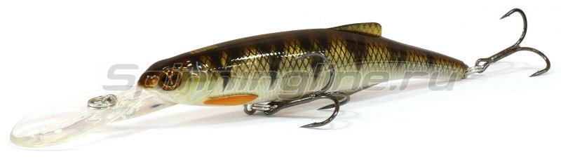 Izumi - Воблер Long Lip Minnow 120F 11 - фотография 1