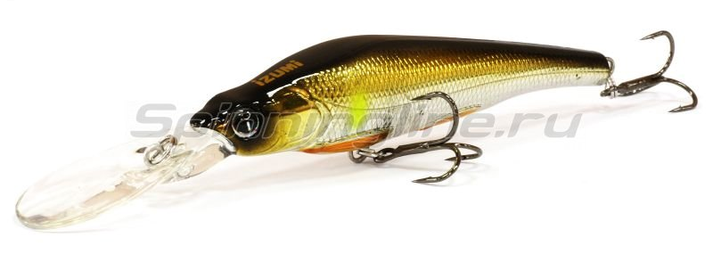 Izumi - Воблер Long Lip Minnow 90F 05 - фотография 1