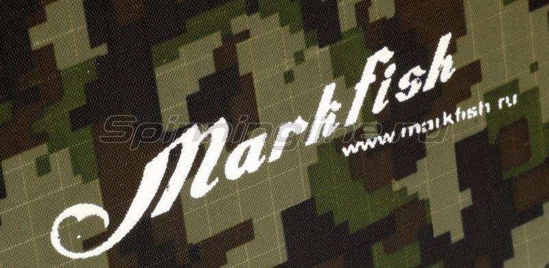 Markfish - Чехол для спиннинговой катушки Эконом камуфляж - фотография 4