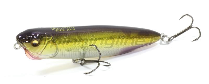 Megabass - Воблер Dog-X Speed Slide mg cosmic shad - фотография 1