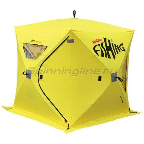 Палатка зимняя Holiday Hot Cube 3 -  1