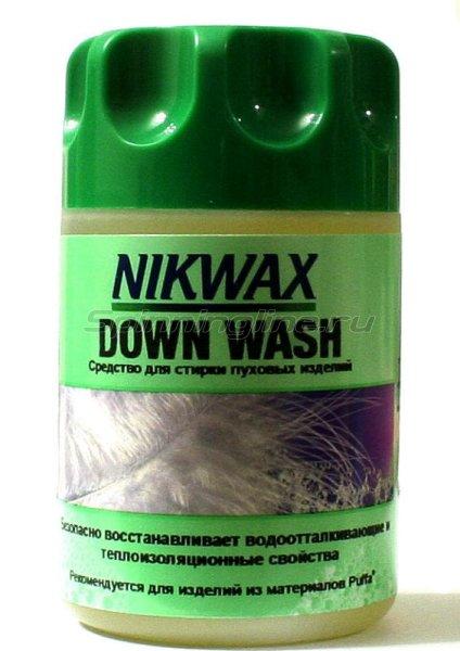 Средство для стирки пуха Nikwax Loft Down Wash 150мл - фотография 1