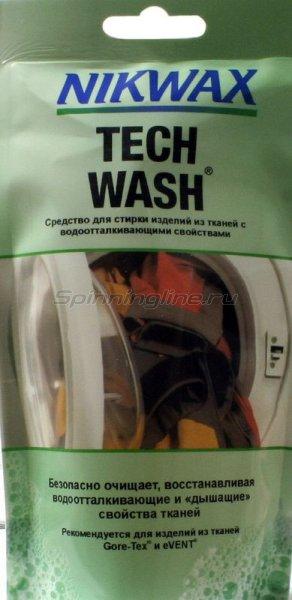 Средство для стирки Nikwax Loft Tech Wash 100мл - фотография 1