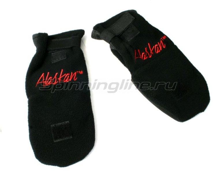 Перчатки-варежки Alaskan S - фотография 2