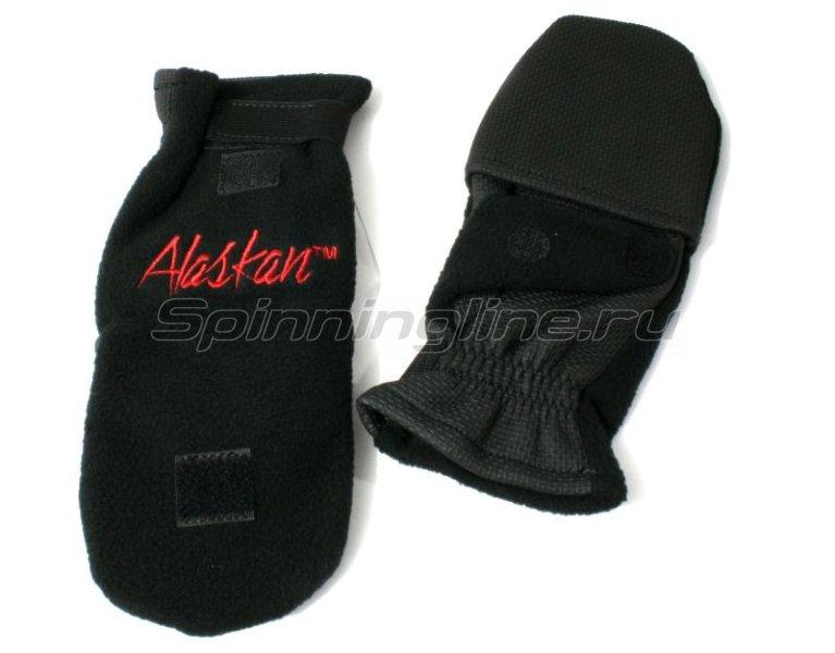 Перчатки-варежки Alaskan M - фотография 1