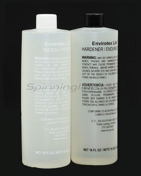 Двухкомпонентный лак EnviroTex Lite 946мл -  1