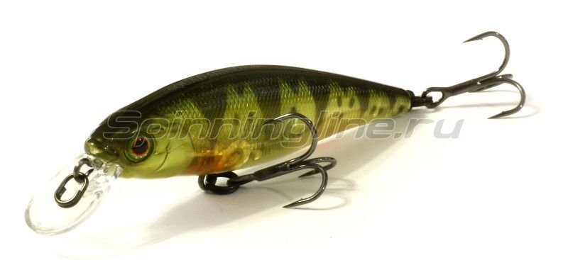 Jackall - Воблер Squad Minnow 80 ghost g perch - фотография 1
