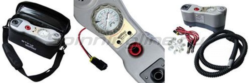 Насос электрический Bravo BTP12 Monometre -  1