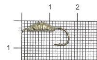 Мормышка Опарыш d5 никель