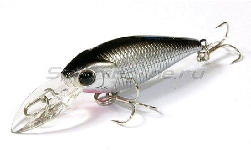 Воблер Bevy Shad 40SP 0596 Bait Fish Silver 074 -  1